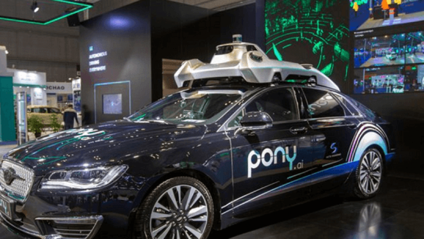 California Hands Two Chinese Self-Driving Firms Pony.AI Technologies and AutoX Technologies Passenger Permits