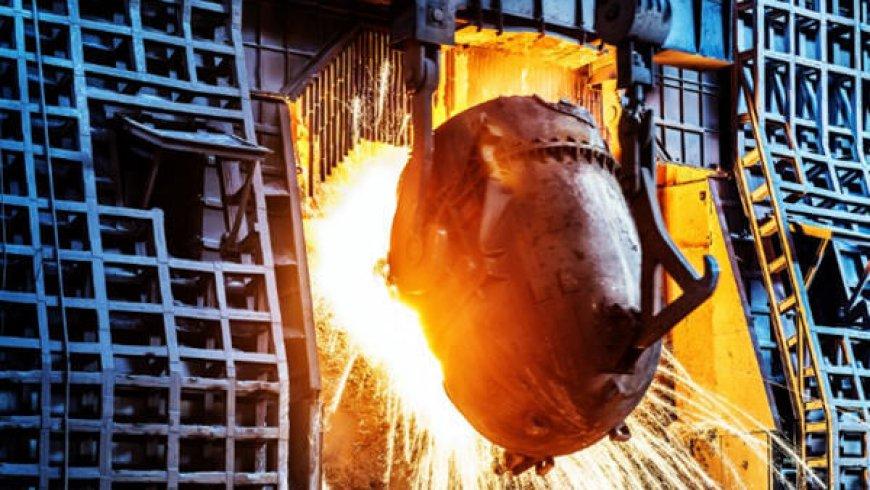 Iron ore price at fresh 5-year high