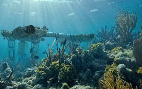 深海采矿 电池金属