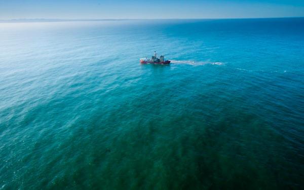 海洋钻石开采