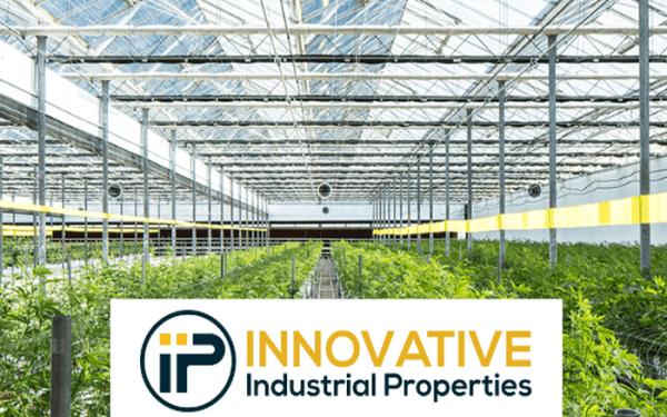 Innovative Industrial Properties 大麻REIT
