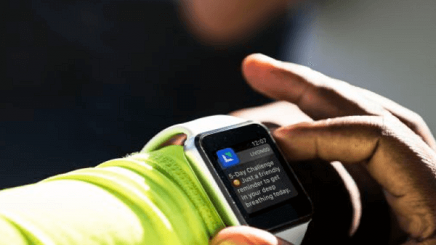 Livongo will work with Apple Watch and other wearables to nudge you into healthy habits