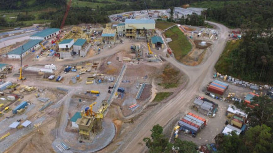 Lundin Gold starts mining of first production stope at Fruta del Norte