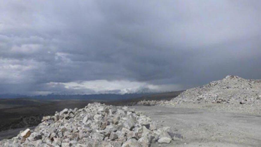 China's Ganzizhou Rongda Lithium restarts spodumene mine after 5 years