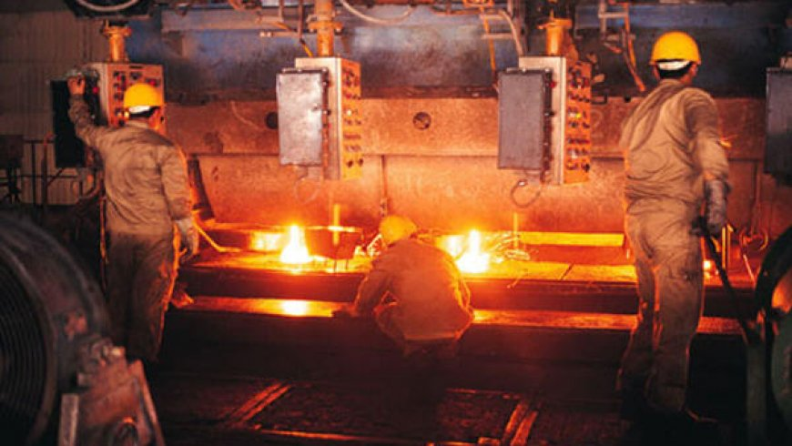 China iron ore posts best quarter in 2-1/2 years on supply issues