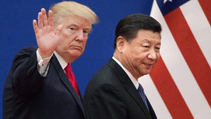 Trump says Xi meeting at G20 'scheduled'