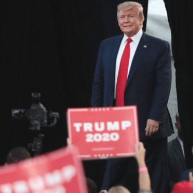 Trump to launch his 2020 White House bid in Florida as polls show him trailing his Democratic rivals