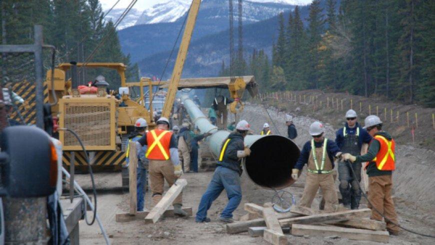 加拿大再次批准Trans Mountain輸油管道擴建項目,今年動工