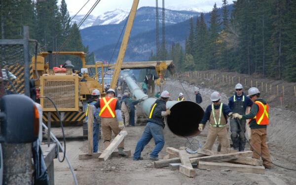加拿大再次批准Trans Mountain输油管道扩建项目,今年动工