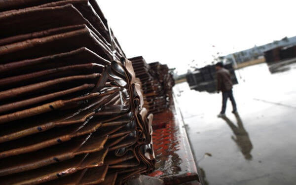 中国 废金属进口