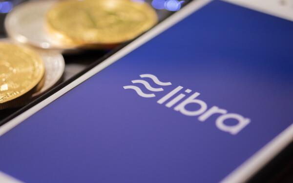 比特币 数字加密货币Libra