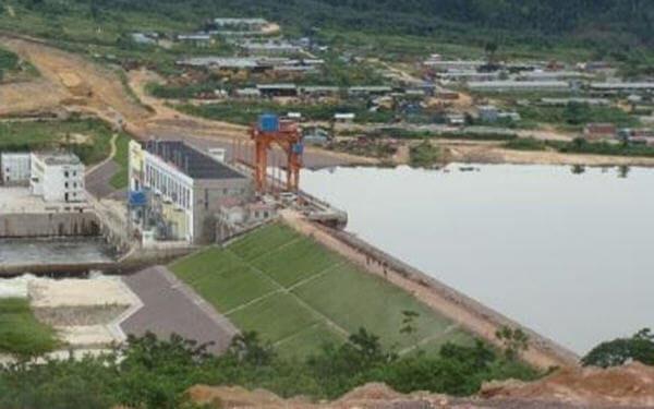 中国电建 刚果 投资