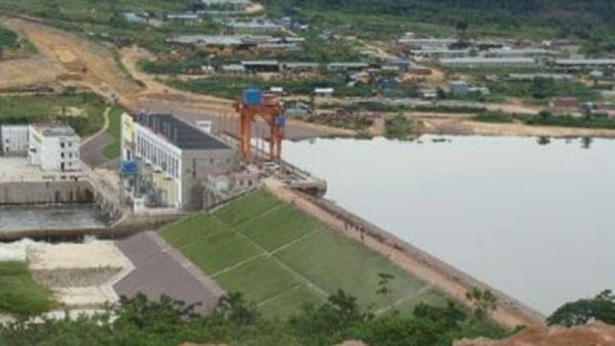 PowerChina to build two hydro-power plants in Congo, partners say