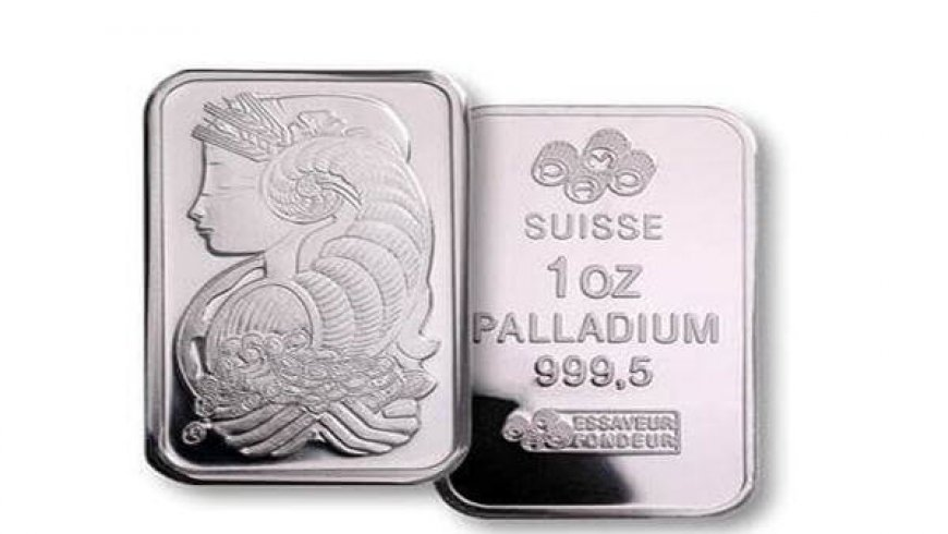 Palladium takes (some) shine off gold price rally
