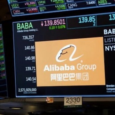Alibaba shareholders approve stock split that could boost shares ahead of reported Hong Kong IPO