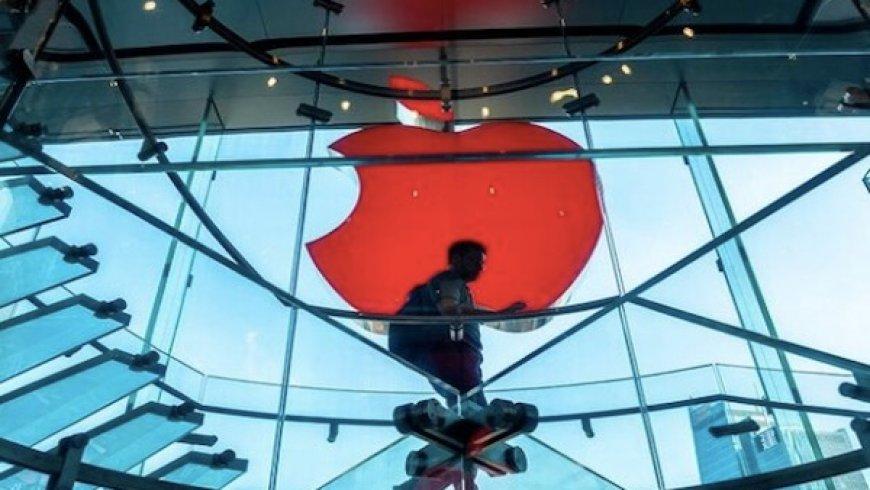 苹果股价在早盘交易中小幅上涨