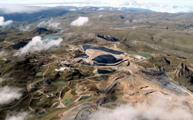Barrick to close Lagunas Norte mine in Peru