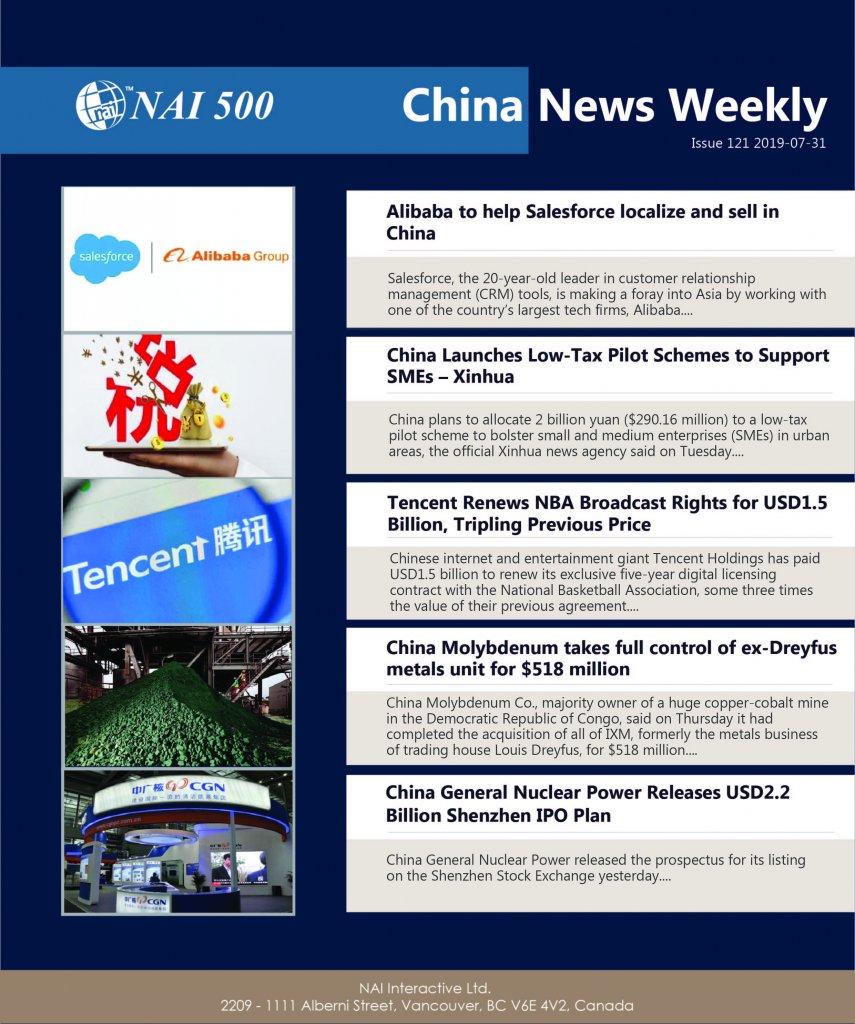 China News Weekly_China_News_July312019