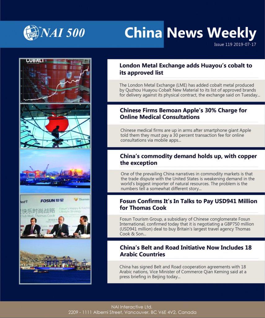China News Weekly_China_News_Jun2019
