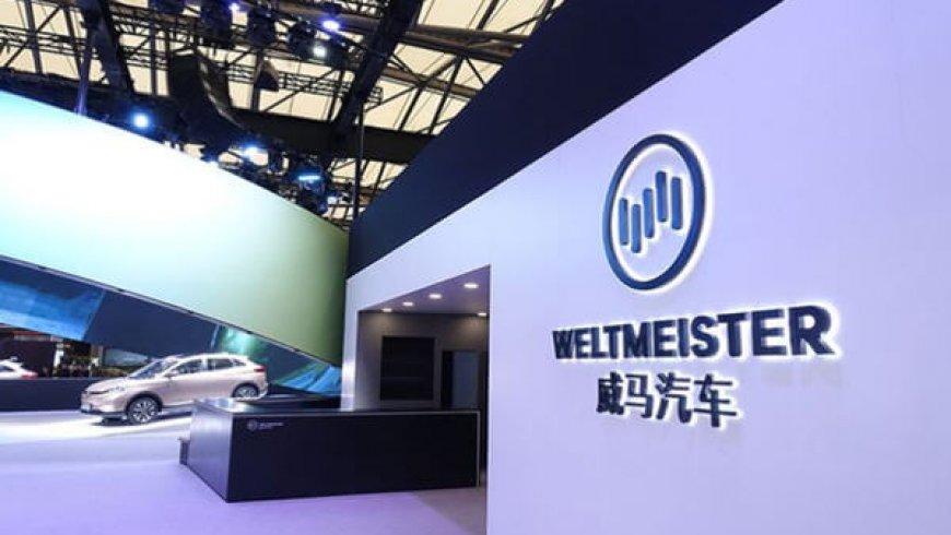 Baidu-Backed Chinese NEV Maker WM Motor to Raise up to USD1 Billion, Founder Says