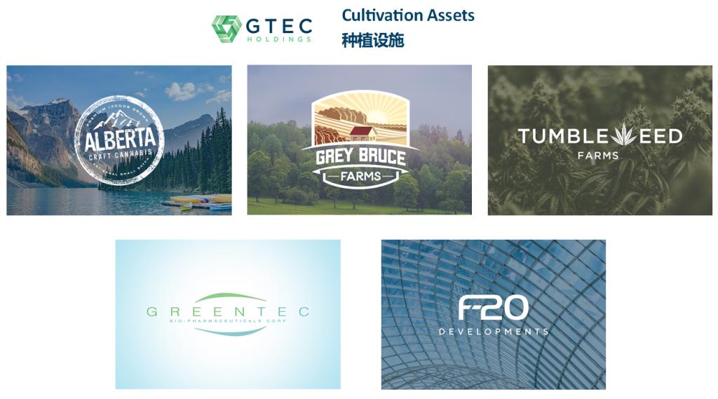 GTEC Cultivation Assets