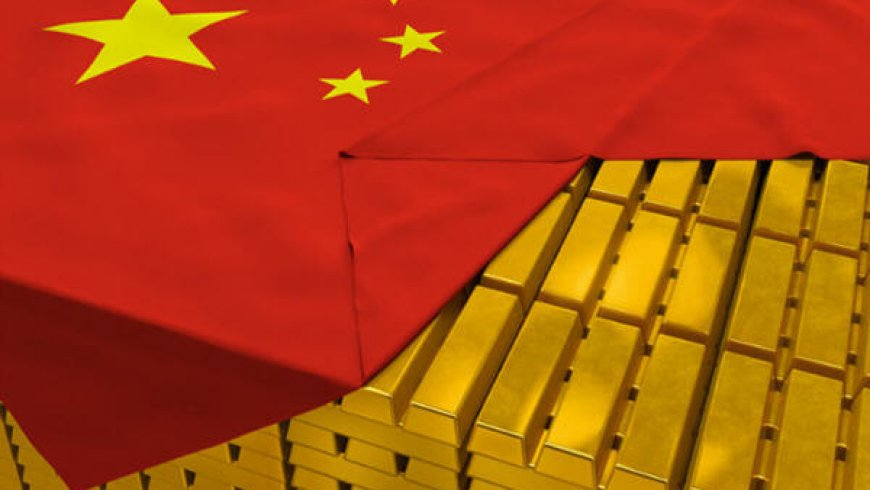 China eases restrictions on gold imports