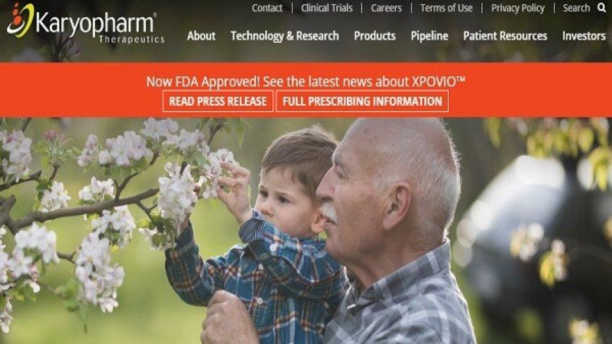 Karyopharm Therapeutics血癌治疗药物获FDA批准
