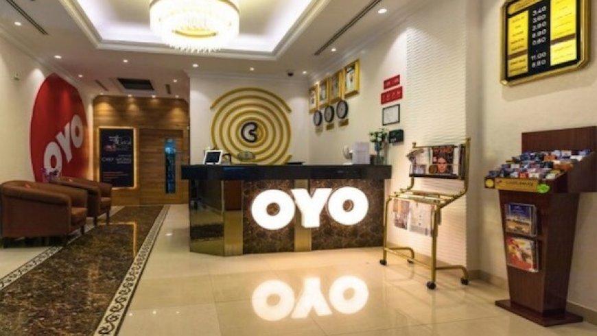 印度酒店經營者Oyo將在中國投資6億美元