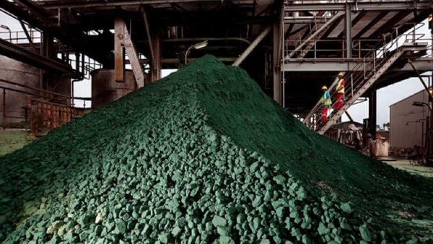China Molybdenum takes full control of ex-Dreyfus metals unit for $518 million