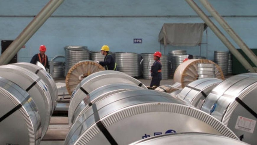 China to Impose Anti-Dumping Tax on Stainless Steel From Indonesia, EU, Japan, South Korea