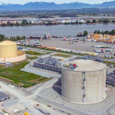 历史首次!中国和加拿大公司签署LNG长期供应协议
