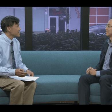 黃金價格節節上升,白銀是否值得投資? – NAI總裁Gilbert Chan與OMNI TV資深記者Otto Tang的訪談