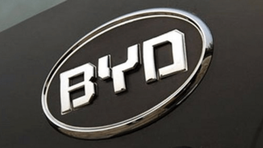 China's BYD Debuts as No. 3 on Fortune's Change the World List, Promoting Shift to NEVs