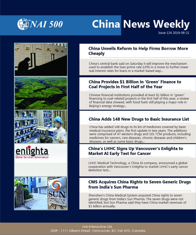 China News Weekly_China_News_aug082119