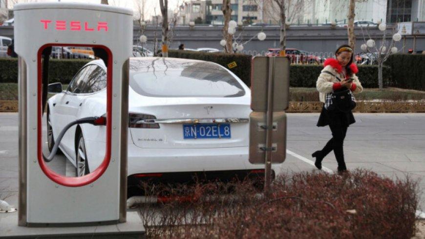 特斯拉據報和LG化學達成電池協議,供給中國産電動車