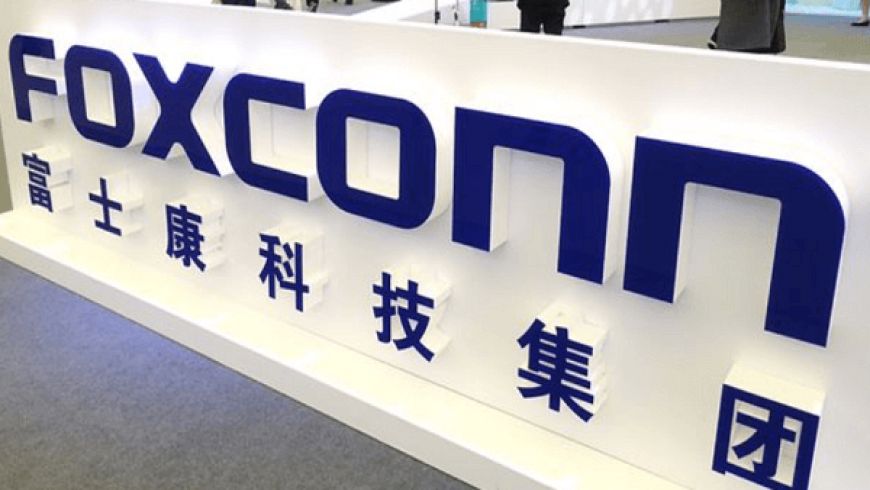 Foxconn's Shanghai-Listed Arm Pocketed USD779 Million in First Half