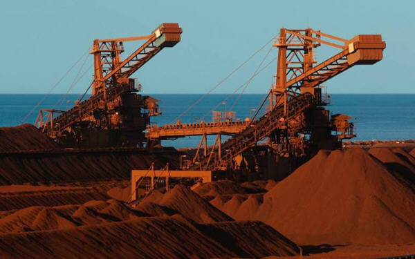 Iron ore prices have peaked, will lose steam — report