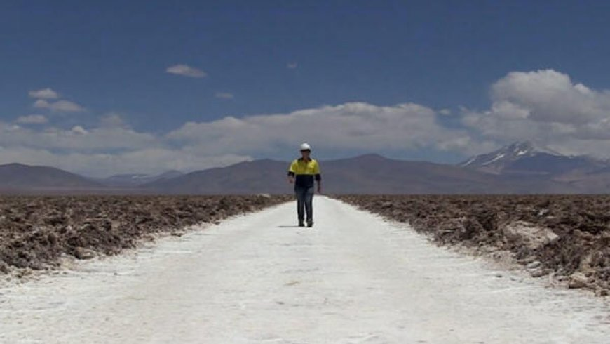 Codelco, Salar Blanco to develop lithium project in Chile's north