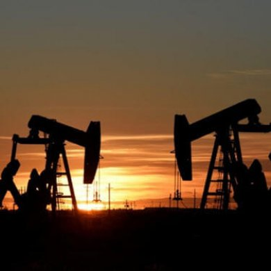 Oil Prices Eke Out Small Gains Ahead of Fed Chair Speech