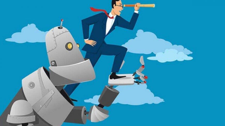 金融小白們的投資新選擇:智能投顧