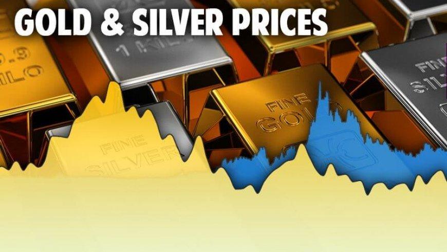 白銀跟漲幷跑贏黃金,貴金屬牛市確信度再度提升