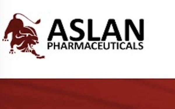 Aslan Out-Licenses Korean Rights for Oncology Drug in $13 Million Deal,新加坡亚狮康向韩国企业授予肿瘤药物许可