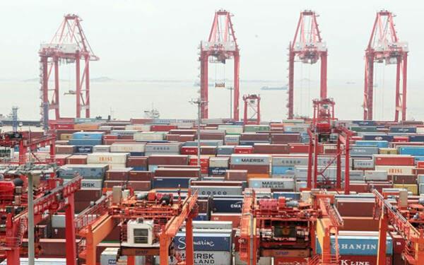中美贸易顺差扩大