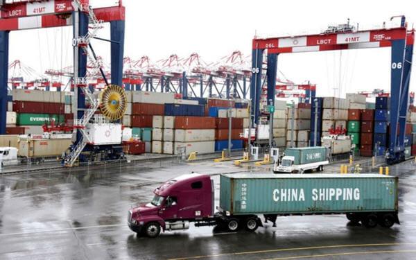 美国制造业 中美贸易战