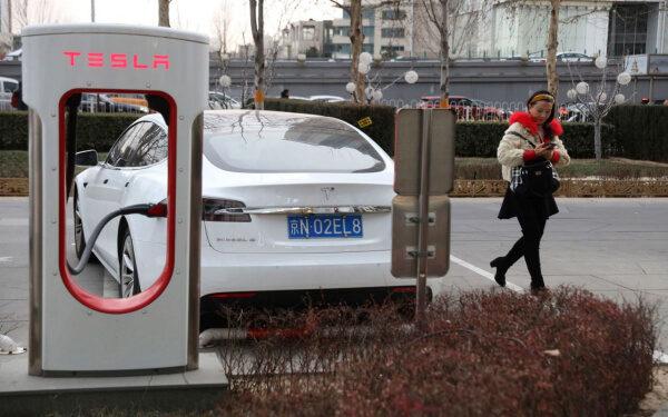 特斯拉 中國工廠 LG化學 電動車電池