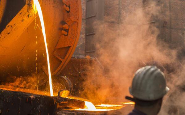 中国7月份铜产量