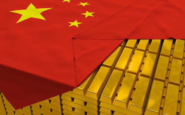 中国 黄金进口