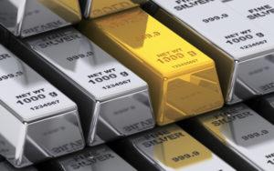 黄金和白银