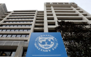 IMF官员 全球经济 衰退