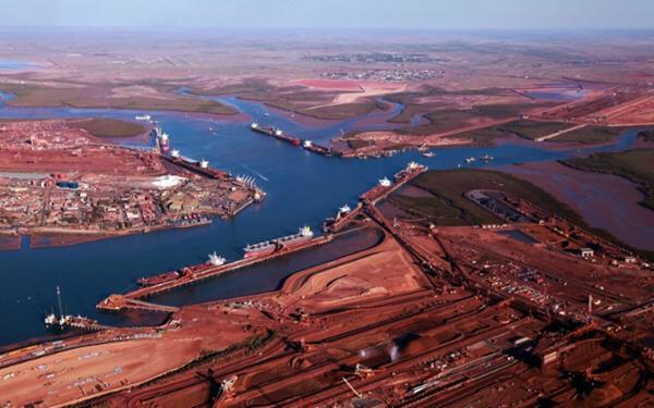 必和必拓计划扩大黑德兰港铁矿石出口量